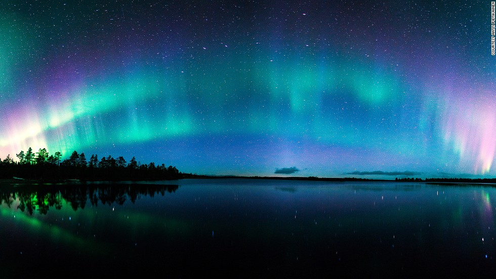 Best Places World See Northern Lights