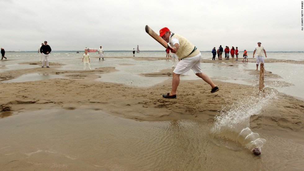 Image result for cricket ball water