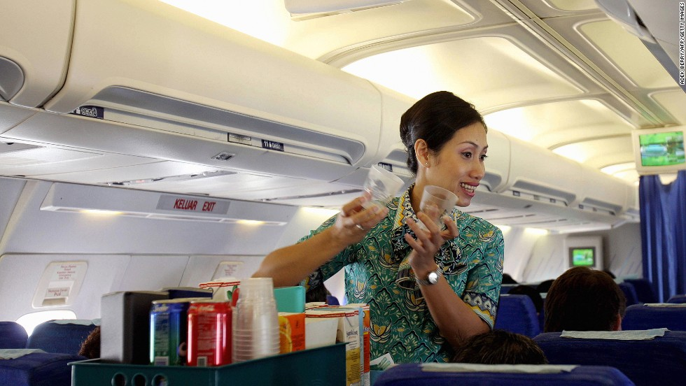"""Phil C from Sydney, Australia flew to Bali in Business Class """"on a promo fare, which is extremely good value for money. The A330 was very new -- it still had that new aircraft smell.""""<br />"""