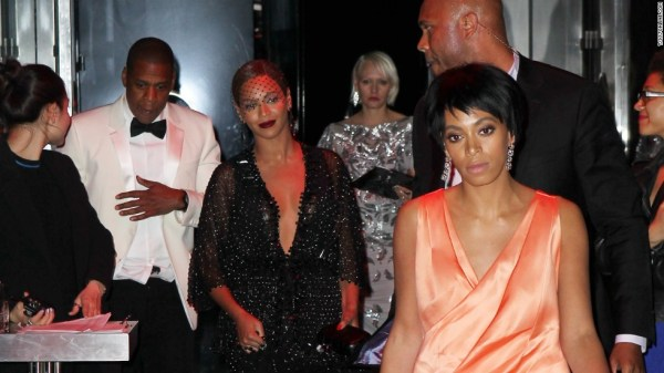 Jay Z and Beyonce split for a year after nasty Rihanna