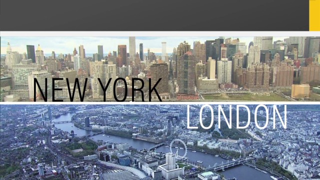 Two cities with a love for business and travel  CNN Video