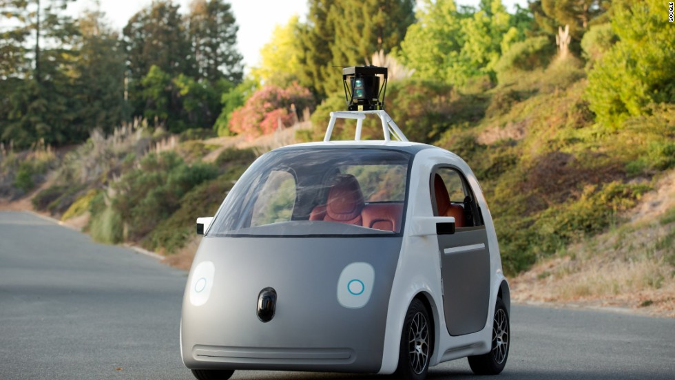Google is testing out a prototype that will enable fully autonomous driving.