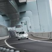 Nissan driverless car