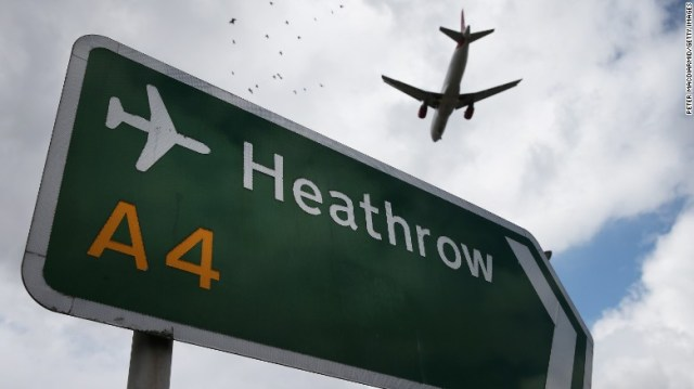 With 74.98 million passengers in 2015, London Heathrow dropped three spots to come in as the world's sixth busiest airport. In terms of international passengers, however, Heathrow held onto the second spot.