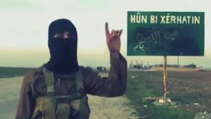 ISIS fighters: Airstrikes behind Kobani withdrawal