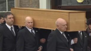 King Richard III given farewell tribute