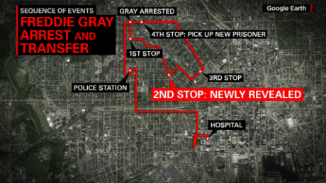 Image result for freddie gray cnn