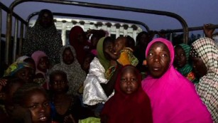 Freed Nigerians speak about captivity
