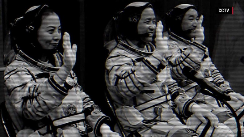 China's space race