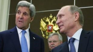 Kerry meets Putin amid deep tensions