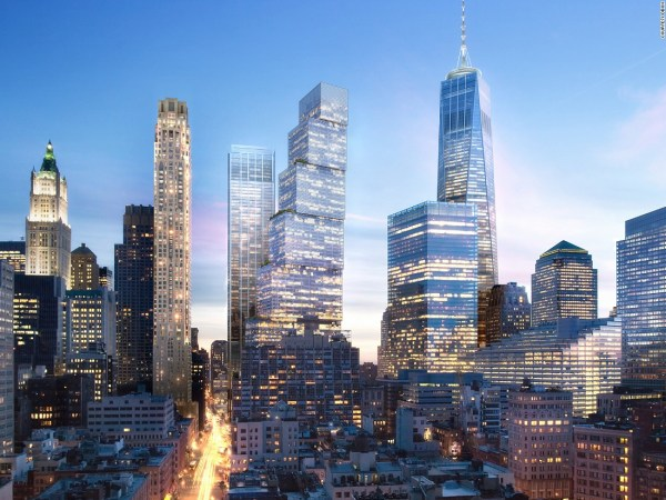 World Trade Center Tower Unveiled