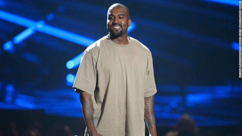 "Kanye West had a bit of fun dropping in on the ""American Idol"" judges."