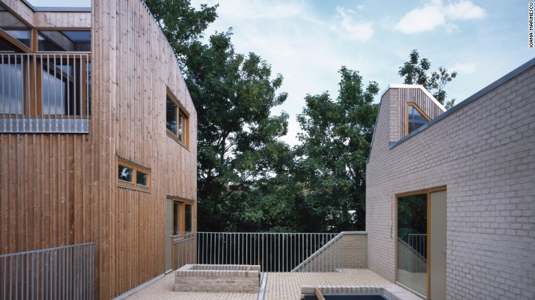 The Copper Lane cohousing project cost $3 million.