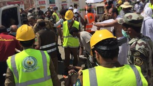 Deadly stampede at Hajj pilgrimage near Mecca