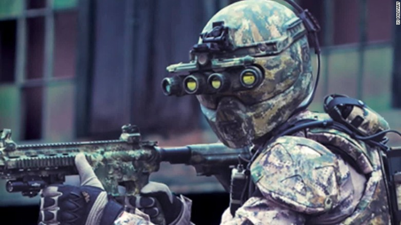 The Army's real life 'Iron Man' suits