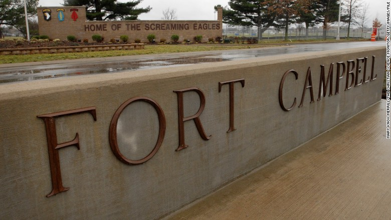 Fort Campbell is home to the Army's fifth largest military population.