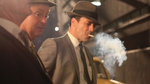 Once upon a time everyone in America seemed to smoke, as portrayed in shows like