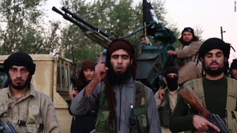In a new video, ISIS threatens the United States.