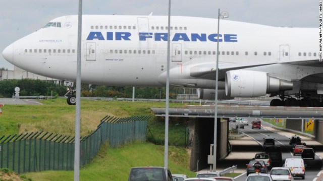 Paris' international airport slipped in the rankings as well, moving from eighth to ninth spot. More than 65 million passengers passed through Paris Charles de Gaulle Airport in 2015, an increase of 3.1%.