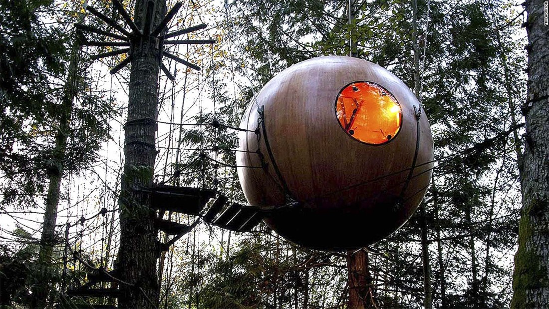 12 unusual hotels you wont believe actually exist  CNNcom