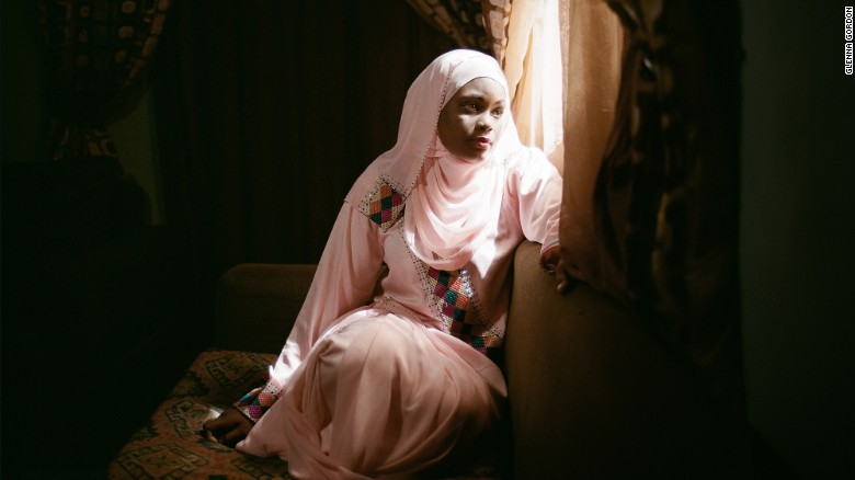 Farida Ado, 27, is a romance novelist. Her husband is happy she has become an author, but would be uncomfortable if she pursued work outside of their household.
