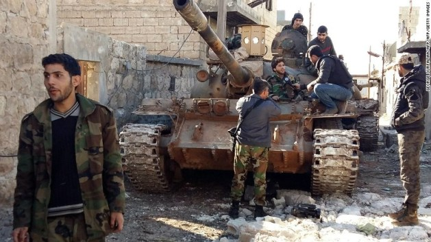 Syrian violence: UN calls U.S, Russia to intervene
