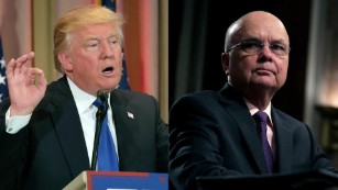 Trump rips four-star general