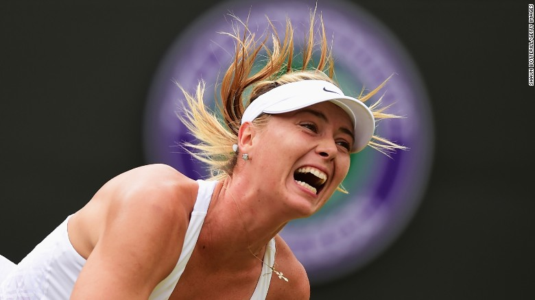 "Maria Sharapova, the world's <a href=""http://www.cnn.com/2015/06/11/sport/forbes-magazine-floyd-mayweather-manny-pacquiao-worlds-highest-paid-athletes/"" target=""_blank"">highest-paid</a> female athlete of the last decade, was banned from tennis for two years in March after testing positive for banned substance meldonium. That has been reduced to 15 months on appeal to the Court of Arbitration for Sport meaning she could be back in time for the 2017 French Open."