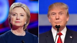 Clinton: Trump's comments on abortion 'unacceptable'