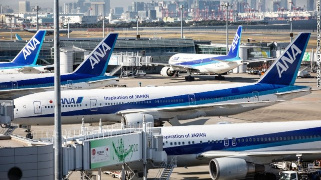 More than 75 million passengers passed through Tokyo Haneda in 2015, a rise of 3.4% over 2014.