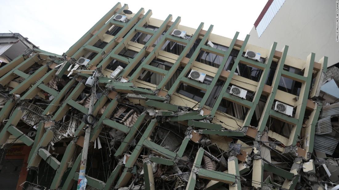 Ecuador Quake