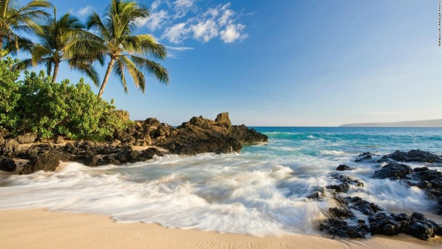 """With more than 80 beautiful beaches and only about 131,000 year-round residents, the 2016 """"best island"""" title holder is Maui."""