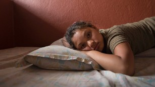 From the darkness of disaster, a ray of hope for one girl in Nepal