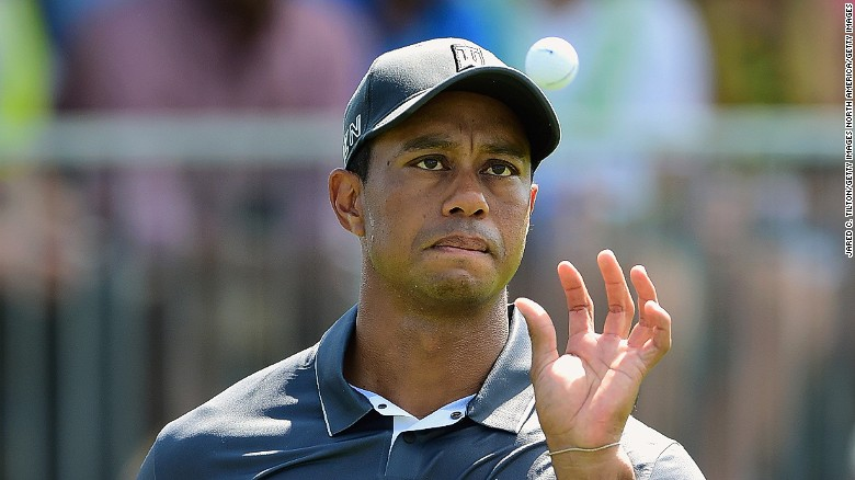 Tiger Woods confirmed he will miss this year's Masters. The 40-year-old had a third back operation in October 2015 in an attempt to alleviate nerve trouble, and says he has no idea when he will be returning to action.