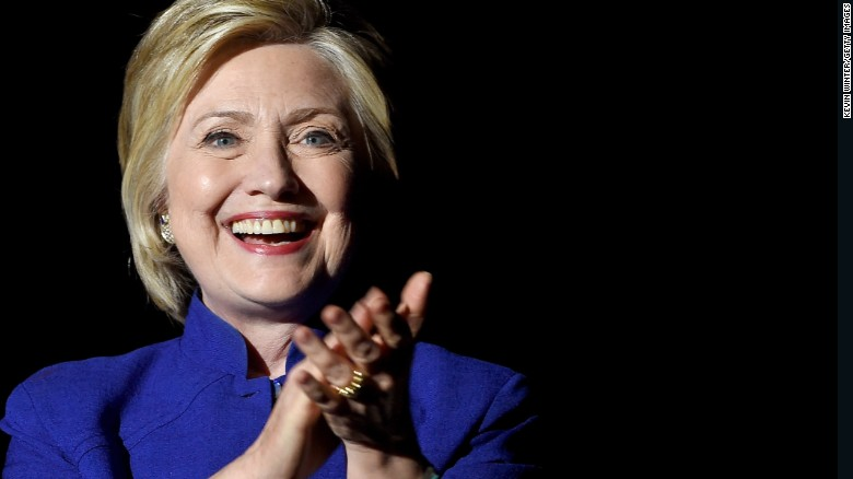 Hillary Clinton, a former first lady, U.S. senator and secretary of state, claims her place in history on June 7, 2016 as the first woman to capture a major party's nomination after winning enough delegates to become the presumptive Democratic nominee.