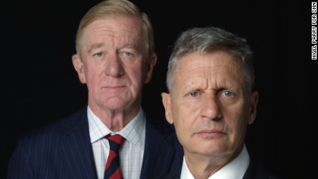Gary Johnson talks possible Mitt Romney endorsement