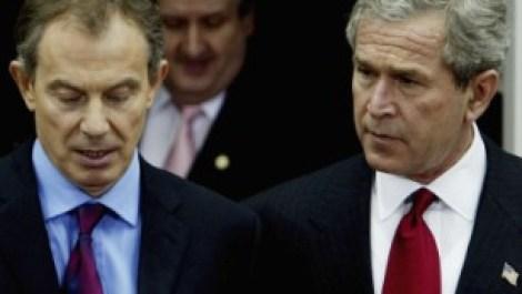 Bush and Blair's war in Iraq