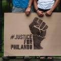 philando castile protest 0707