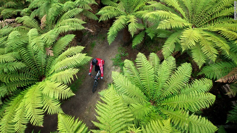 Best trails in the Southern Hemisphere?