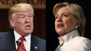 New poll: Clinton, Trump in dead heat before debate