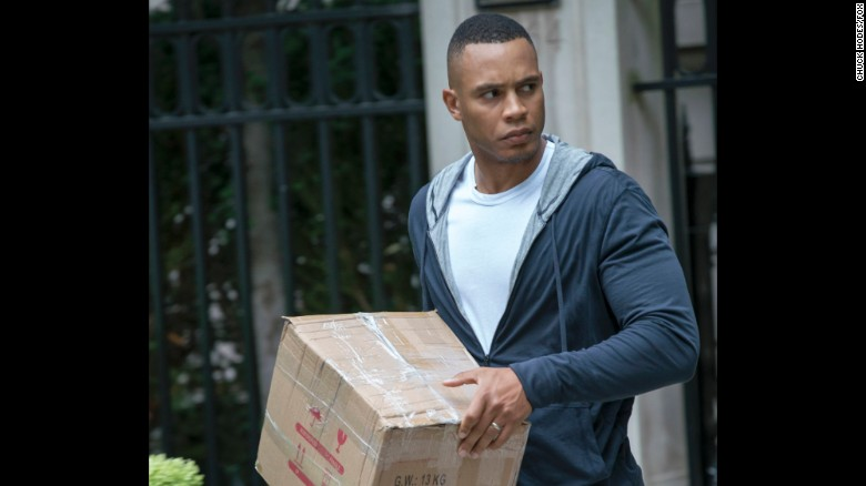 """Trai Byers plays Andre Lyon on the Fox hit series """"Empire."""""""