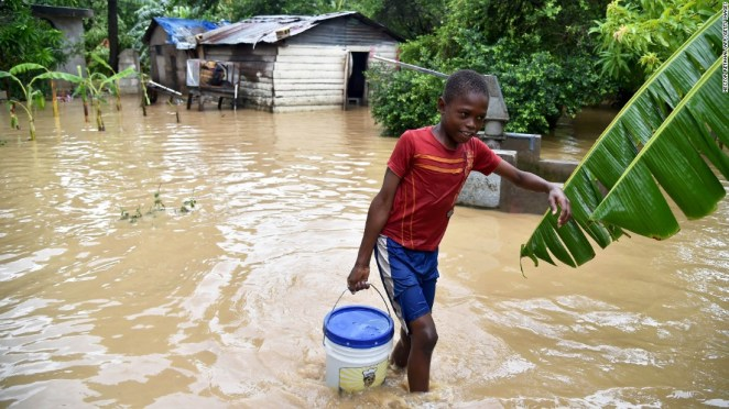 Clean water remains hugely valuable in Haiti -- a cholera epidemic killed 10,000 people in 2010.