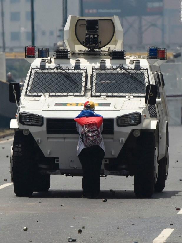 Chaos in Venezuela