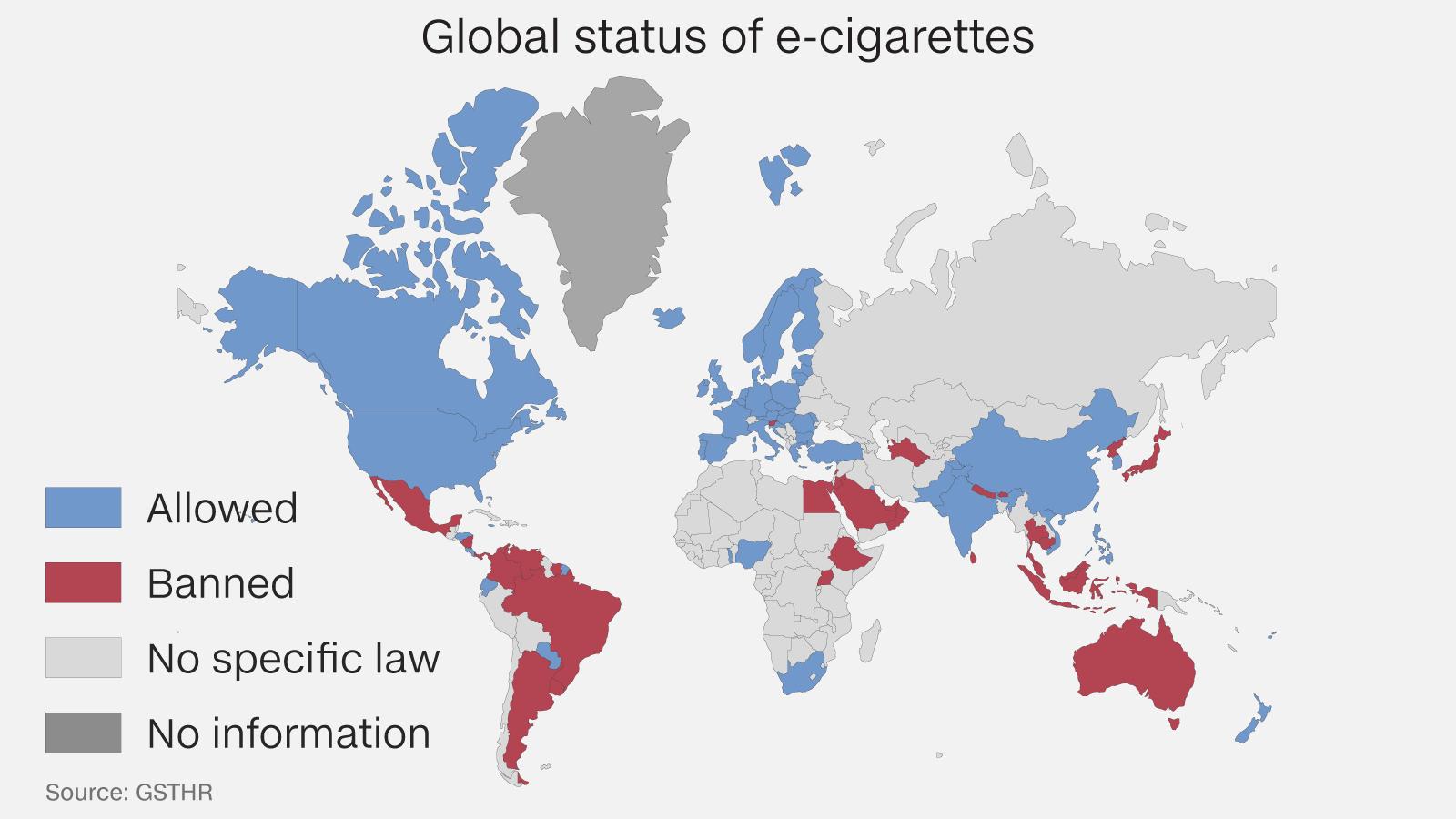 Image result for e-cigarette ban
