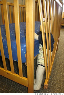 Drop-side cribs have been recalled by the thousands this year due to hardware malfunctions that could cause infants to be wedged between the mattress and crib wall.