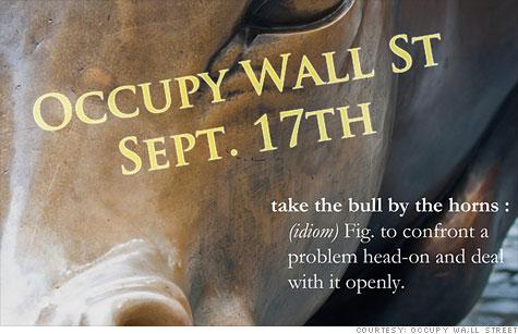 ocupan de Wall Street
