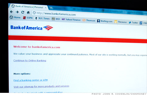 Bank Of America Website Troubles Last Into Sixth Day Oct 5 2011