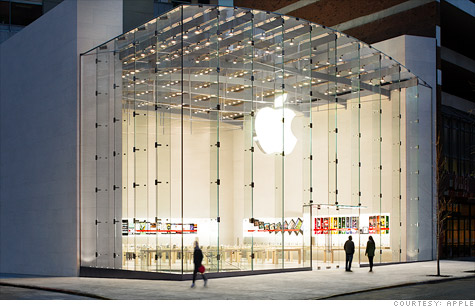 apple store worth as