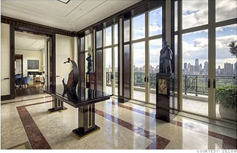 New York City Apartment S For A Record 88 Million Feb