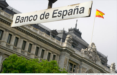 IMF: Spanish banks need 40 billion euro buffer